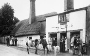 Bishopstone, Post Office And Stores 1908