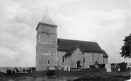 Bishopstone, St Andrew's Church 1891