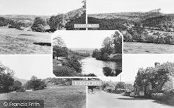 Bishopswood, Composite c.1950, Bishop's Wood