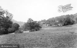 Bishopswood, On The Wye c.1950, Bishop's Wood