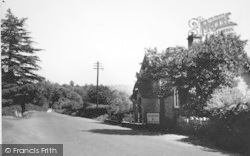 Bishopswood, The Post Office c.1950, Bishop's Wood