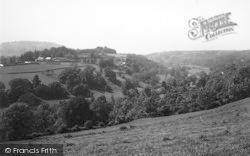 Bishopswood, Wye Valley c.1950, Bishop's Wood