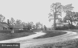 Bisley, Camp Entrance 1909