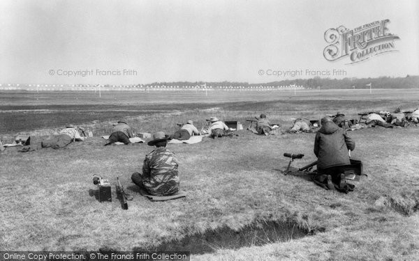 Bisley, Century Range c.1960