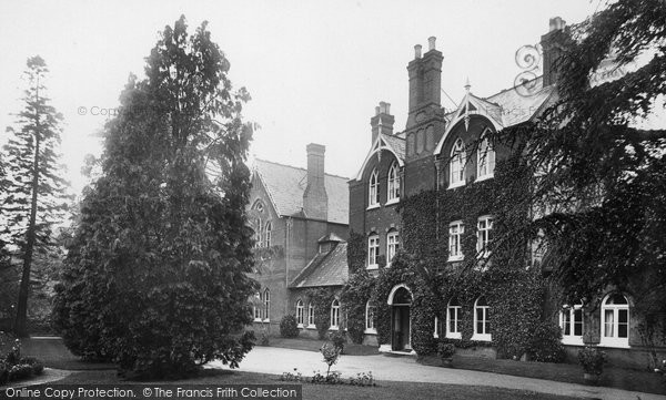 Bisley, Junior House, Bisley Schools 1914
