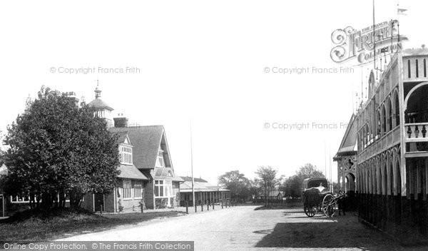 Bisley, N.R.A Offices 1909