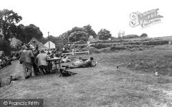 Bisley, Rifle Range c.1955