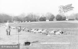 Bisley, Rifle Range c.1960