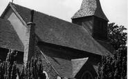 Bisley, St John The Baptist's Church c.1955
