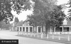 Bisley, The N.R.A. Pavilion c.1960