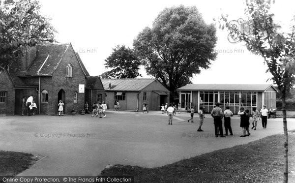 Bisley, The School c.1955