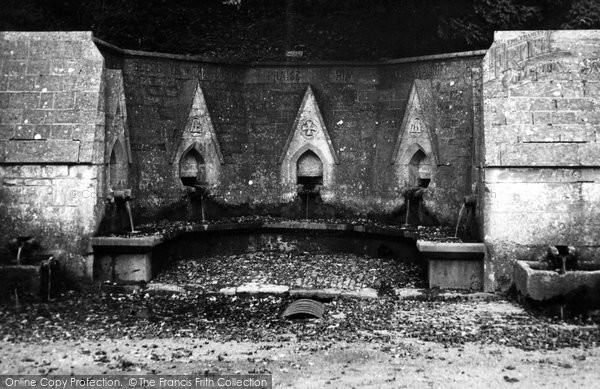Bisley, The Seven Springs c.1955