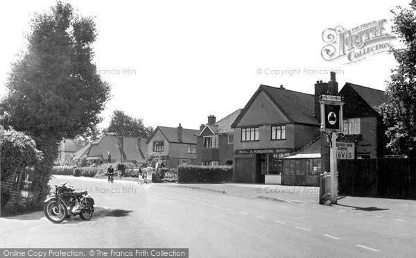 Bisley, The Village c.1955