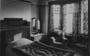 Bispham, Palm Court, A Bedroom c.1955