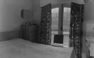 Bispham, Palm Court, A Bedroom c.1960