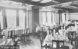 Bispham, Palm Court, The Dining Room c.1955