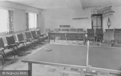 Bispham, Palm Court, The Games Room c.1960