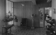 Bispham, Palm Court, The Hall c.1960
