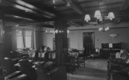 Bispham, Palm Court, The Lounge c.1955