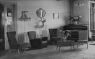 Bispham, Palm Court, The Lounge c.1960