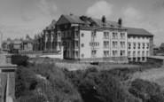 Bispham, The Palm Court Hotel c.1960