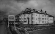 Bispham, The Palm Court Hotel c.1965