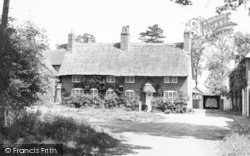 Russet Cottage c.1960, Bitteswell