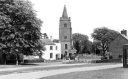 Bitteswell, St Mary's Church c.1960