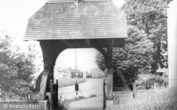 The Lychgate c.1960, Bitteswell