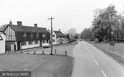 The Man At Arms c.1965, Bitteswell