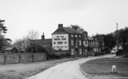 Bitteswell, The Old Royal Oak c.1965
