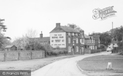The Old Royal Oak c.1965, Bitteswell