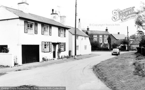 Bitteswell, The Old Smithy c.1960