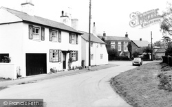 The Old Smithy c.1960, Bitteswell
