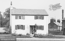 White Cottage c.1960, Bitteswell