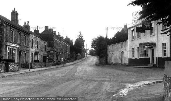 Bitton, High Street c.1955