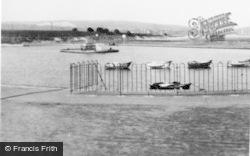Black Pill, Children's Boating Lake c.1960