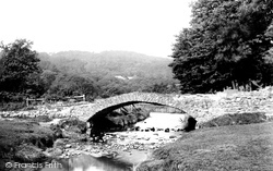 Black Pill, 'roman' Bridge 1893