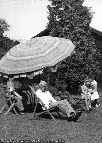 Blackboys, A Sunny Afternoon c.1955