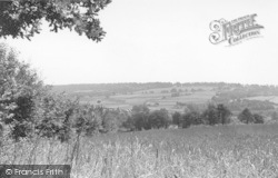 Blackboys, General View c.1955