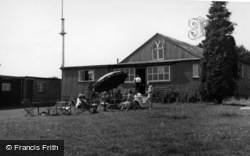 Royhill Holiday Centre c.1955, Blackboys