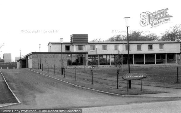 Blackburn, Almondvale Old Folks Home c.1960