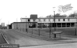 Blackburn, Almondvale Old Folks Home c.1960