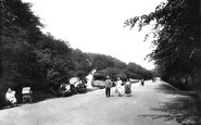 Blackburn, Broad Walk 1923