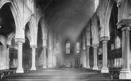 Blackburn, Congregational Church 1899