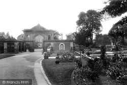 Blackburn, Corporation Park 1923
