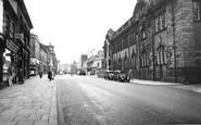 Blackburn, Darwen Street c.1955