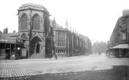 Blackburn, Exchange 1894