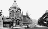 Blackburn, Exchange 1899