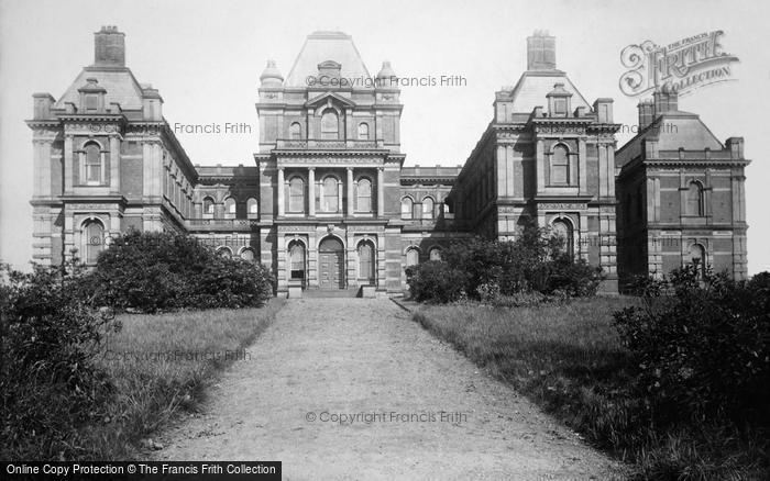 Photo of Blackburn, Infirmary 1894